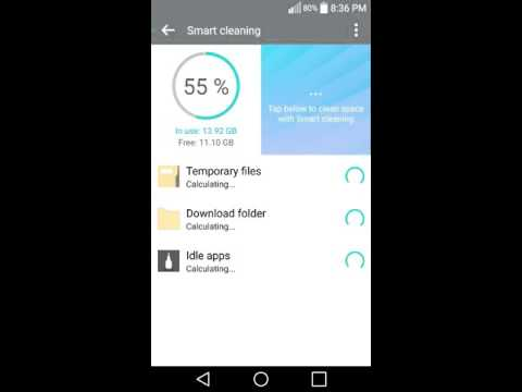 How to Clean Temp Files on Android