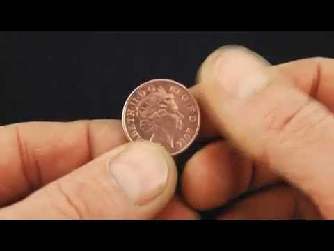 Copper Silver 10p/2p Coin by PropDog