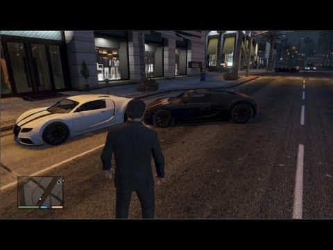 GTA 5: Bugatti Location (How to get a Bugatti For Free In Gta 5) Adder