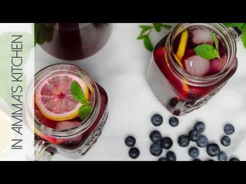 Easy Blueberry Lemonade Recipe