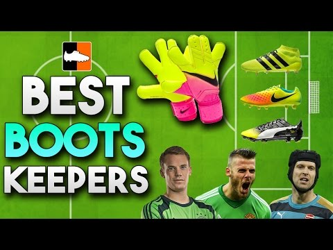 Best Boots Goalkeepers? Top Gloves & Soccer Cleats for Keepers