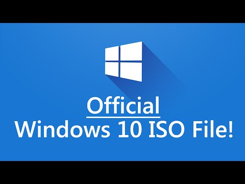 Download Windows 10 Directly From Microsoft