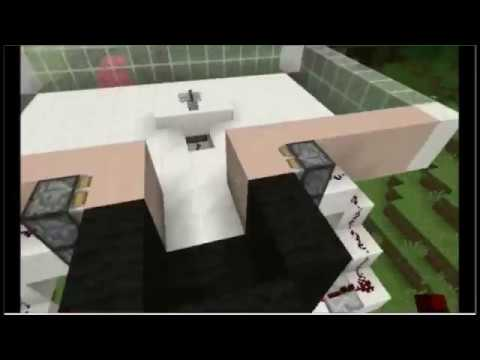 Minecraft Speed Build TARDIS: Console Room
