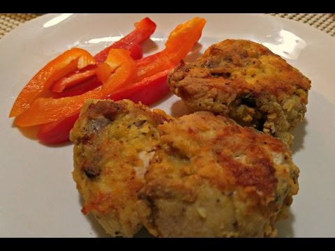 How to Make Jamaican Baked Cornmeal Chicken!