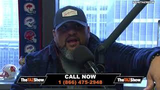 WWE Champion: DONT HINDER JINDER! - The Taz Show (November 9, 2017)