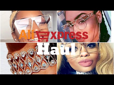 ALIEXPRESS INSTAGRAM BADDIE SUNGLASS DUPES HAUL | UNDER $10 | CHEAP AND AFFORDABLE