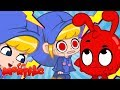 Mila Robot Mischief My Magic Pet Morphle Cartoons For Kids ABCs And 123s