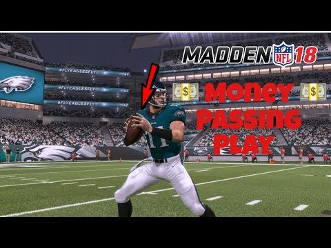 Madden 18 Tips and Tricks | Singleback Deuce Close - Part 5 | PA Stretch Shot | Money Play