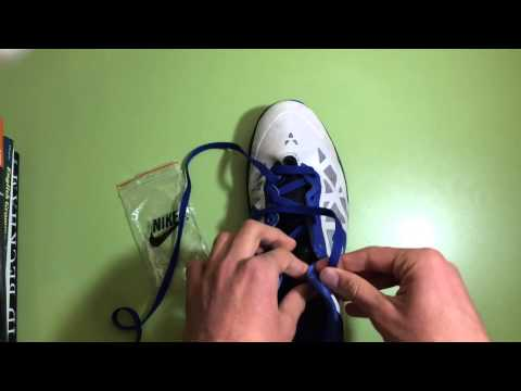 How to Change Shoelaces
