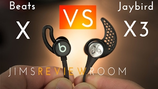 Beats X vs Jaybird X3 : WHICH ONE IS FOR YOU?