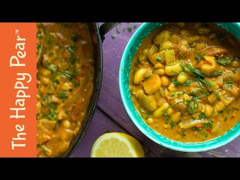 Easy Bean Curry | PERFECT STUDENT DINNER | THE HAPPY PEAR