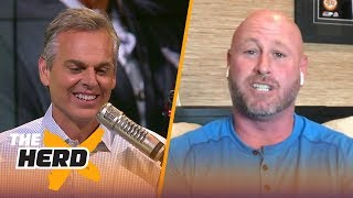Trent Dilfer explains how Mack trade will impact Raiders, Carr