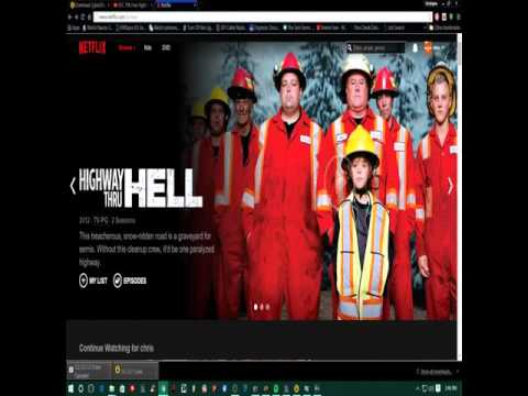 How to watch UK version of netflix in US on pc