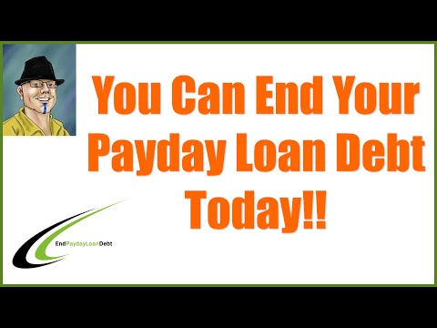 Best Payday Loan Debt Consolidation - End Your Debt Today!!