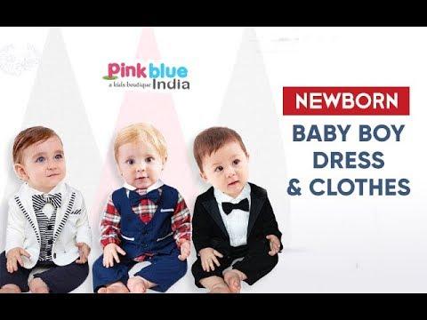 🍼Baby Boy Clothes Newborn Dress 0-24 months | Dress a Baby Boy for a Wedding