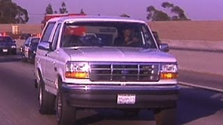 Remembering O.J. Simpson's white Bronco chase