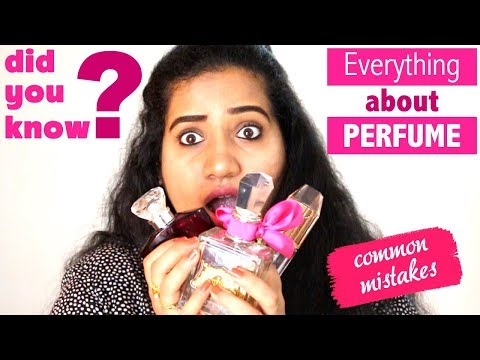 How To Choose & Apply Perfume? How To Make Perfume Last Longer? Common Mistakes