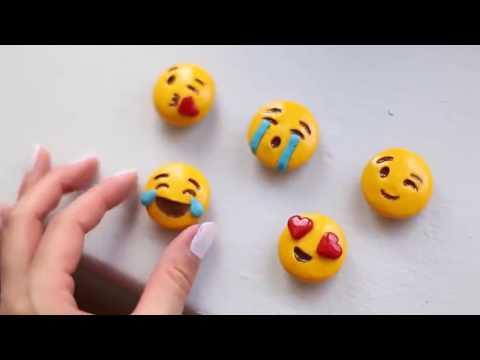How To Make DIY Emojis Easy-To-Make