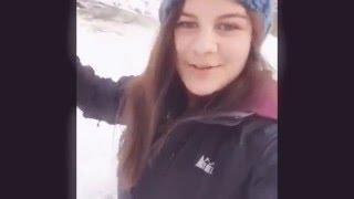 My Trip to the Snow | Kristen Lopez