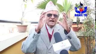 पृथ्वीनारायण शाहलाई राष्ट्र निर्माता नमान्नेहरु देशद्रोही र अपराधी हुन् - Dirgha Raj Prasai