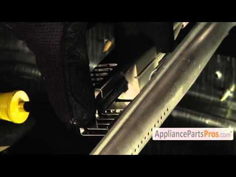 Oven Burner (part #WP98012138) - How To Replace