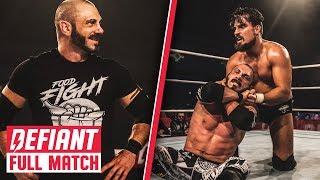 Austin Aries vs. Marty Scurll - Defiant World Title (Defiant #1)