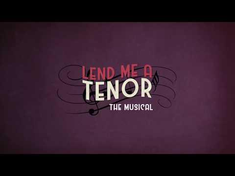 Lend Me A Tenor | London Musical Theatre Show | City Academy Studio Company