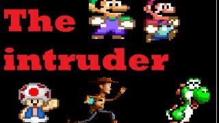 Mario Movie: The Intruder!