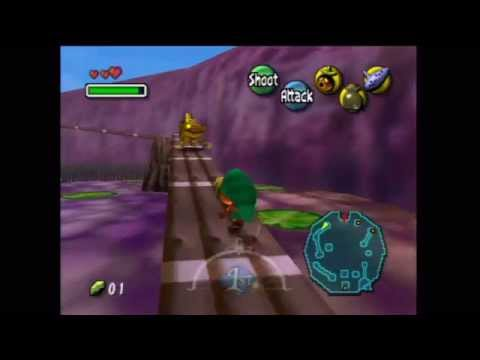 How to Get Into Woodfall Temple - The Legend of Zelda: Majora's Mask Walkthrough