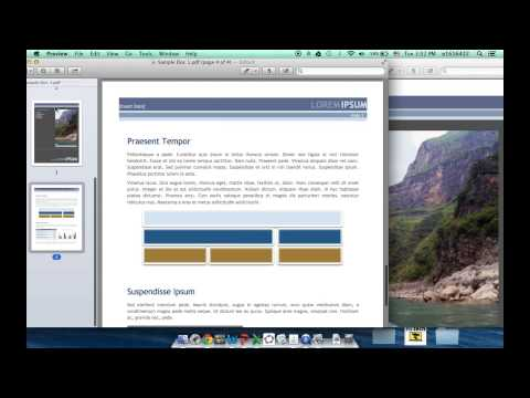How to Combine Multiple PDF Files on Your Mac