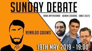 Sunday Debate | Ernst, Roman, Mark | South Africa