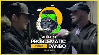 Problematic Vs Danbo | Keeping It 140 | Grime Clash