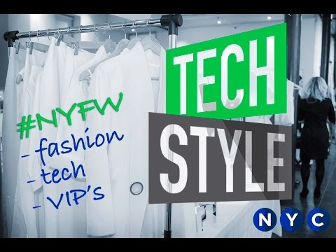 New York Fashion Week | 2016 Wearable Technology | TechStyleNYC