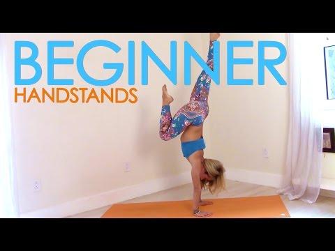 Beginner Handstands with Kino Yoga