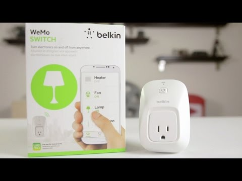 WeMo Switch | Review & Setup (2017)