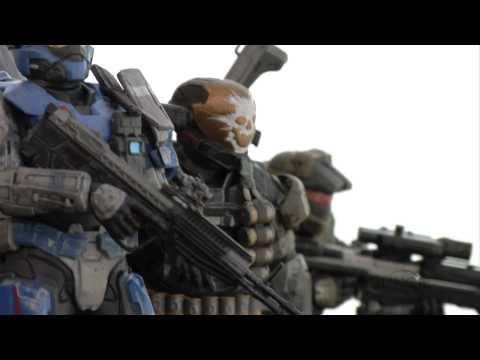 Halo REACH Unboxing ESRB