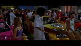 Illegal street racing:Paul Walker and Skyline in 2Fast2Furious