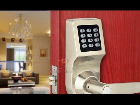 Кодовый замок по отпечатку пальцев Key fingerprint
