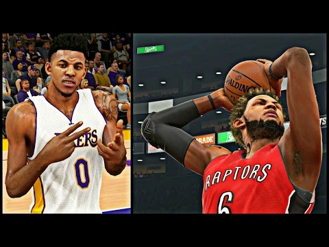 NBA 2K15 MyCAREER S3 - KOBE LEFT THE LAKERS ! | Lakers Alternate White Jerseys CLEAN !