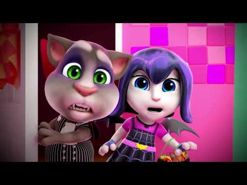 Xxx Mp4 😱 Haunted House 🎃 HALLOWEEN Special Talking Tom Shorts 47 3gp Sex