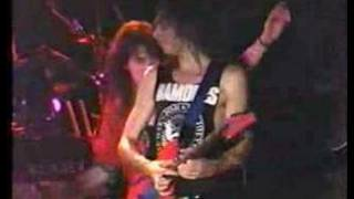 Live in New Haven, Conn. 1989  Video provided by Paul Gilbert and uploaded with his permision.