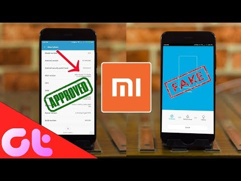 ORIGINAL or FAKE Xiaomi Phone? 3 Foolproof Ways to Know!