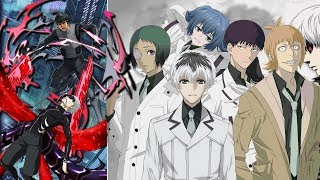 TOP TIER UNITS CURRENTLY IN-GAME * | ** Tokyo Ghoul: Re Birth *