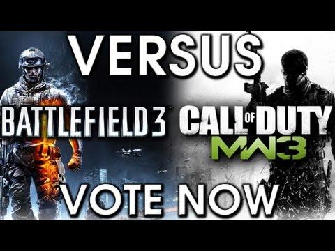 Modern Warfare 3 vs Battlefield 3 - You Decide! IGN Versus