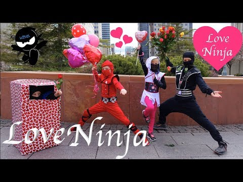 The Love Ninjas | Ninja Kidz TV