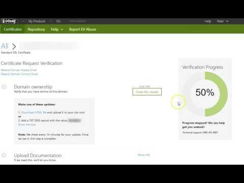 Download Godaddy SSL for Hostgator Install