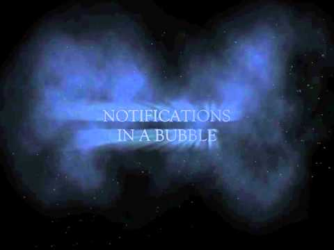 Notification Bubbles - Android Live Wallpaper