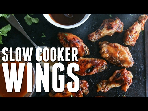 How to Make Wings in the Slow Cooker | PINNER OR LOSER