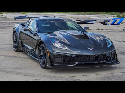 2019 Corvette ZR1 Review |  Worthy of The Crown?