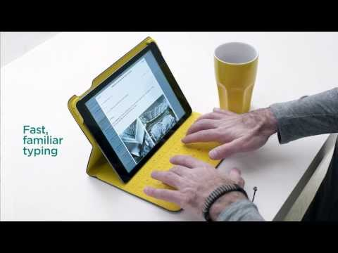 Logitech keyboards for iPad Air